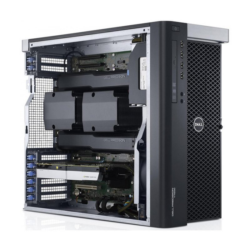 Dell, PRECISION T7610, 2x  Intel Xeon E5-2620